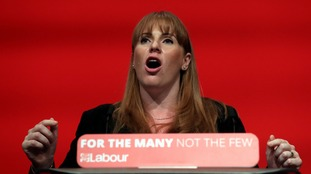 Shadow education secretary Angela Rayner says