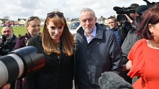 Mr Corbyn has vowed to root out anti-Semitism from the Labour Party.