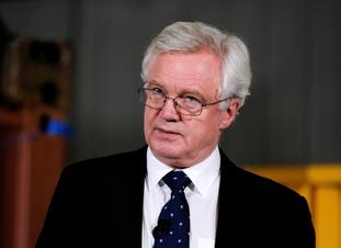 Brexit Secretary David Davis is among those calling on the PM to abandon her preferred form of a customs deal.