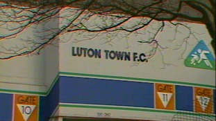 Luton Town was looking for a move from its Kenilworth Road stadium as far back at 1988.