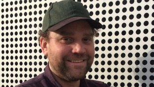 Scott Hutchison, lead singer of the band Frightened Rabbit, went missing on Wednesday.