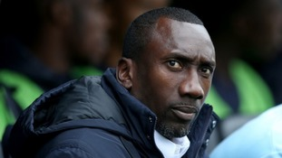Jimmy Floyd Hasselbaink lasted six months in the job