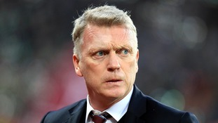 West Ham announce manager David Moyes departure