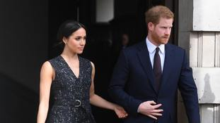 Prince Harry and Meghan Markle are making final preparations for their wedding