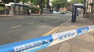 Sutton Coldfield Birmingham Stabbing teenager Lower Parade murder investigation