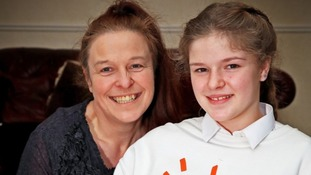 Amelia's mum Lisa nominated her for a wedding invite because of the tough year she has endured following the attack.