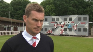 New Exeter City manager excited for new role
