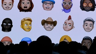 Animated emoji Animoji have also been updated with new characters as well as new Memoji, which create animations based on a user's own face.