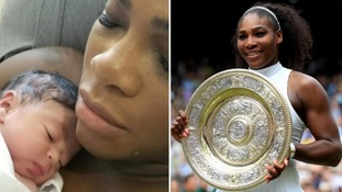 Serena Williams withdrew from the French Open this year due to injury.
