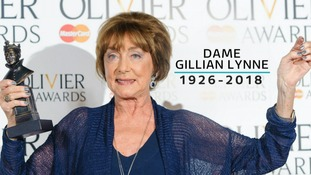 Farewell to Dame Gillian Lynne, a force in British theatre