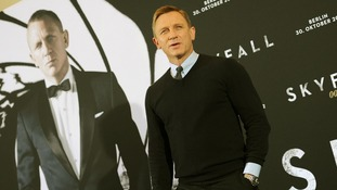 'Skyfall' wins Film of the Year at Standard awards