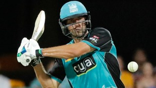 Joe Burns batting