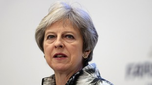Theresa May accepts Brexiter amendments to Government's customs plan