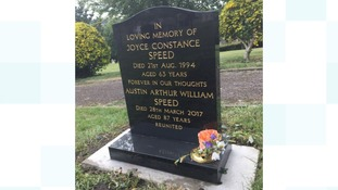 Family devastated after gravestone is stolen