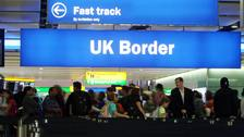 The longest queues happened on July 6 when non-EEA visitors spent up to two hours and 36 minutes waiting in immigration queues