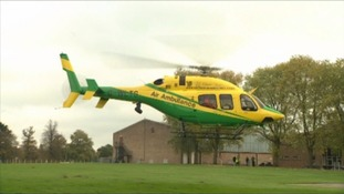 Wiltshire Air Ambulance not contaminated after Novichok poisoning