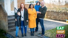 In the final episode of series two of Eat, Shop, Save - Ranvir meets the Morris family who need serious help with their food waste
