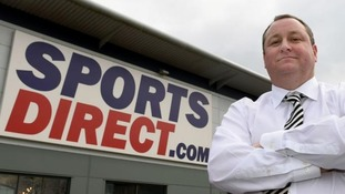 House of Fraser was bought out of administration by Mike Ashley's Sports Direct earlier this year.
