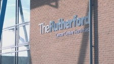 The new centre in Northumberland