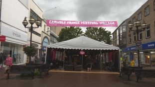 Carlisle Fringe Festival gets underway