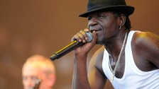 The Specials singer Neville Staple