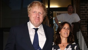 Boris Johnson and wife Marina Wheeler 'in process of divorcing'