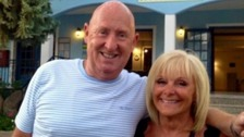 John and Susan Cooper from Burnley died while staying at the Aqua Magic Hotel in Hurghada
