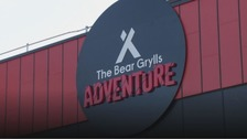 The Bear Grylls Adventure opens today (12 September)