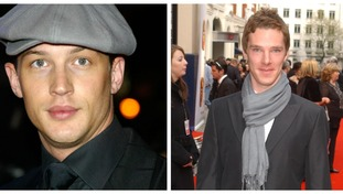 Dynamic duo: Hardy and Cumberbatch