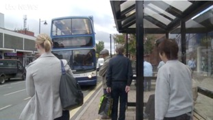 Buses in Fleet says that the bus route to the hospital can take over two hours from some parts of Fleet