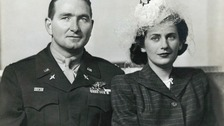 Jean Watters and her husband Colonel John Watters moved to the U.S in 1969.