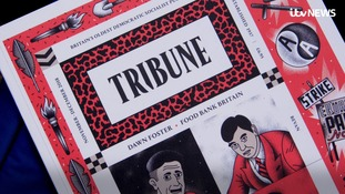 Tribune magazine has relaunched at this year's Labour Party Conference.