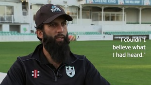 'I couldn't believe what I had heard': Moeen Ali tells of 'racial abuse' during Ashes match
