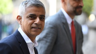 Mayor of London Sadiq Khan to do jury service