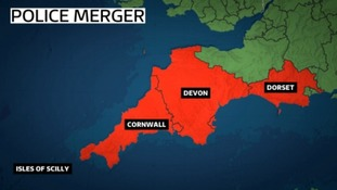 Plans for single police force in Devon, Cornwall and Dorset rejected by councillors