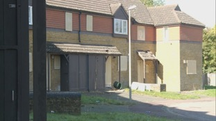 'Ghost street' sparks row over empty ex MoD homes