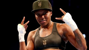 Nicola Adams moves a step nearer to world title