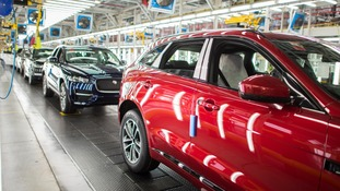 JLR freezing production at Solihull factory because of poor car sales