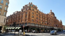 Ms Hajiyeva spent £16 million pounds in Harrods.