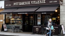 Patisserie Valerie has been saved by a £20 million cash injection.