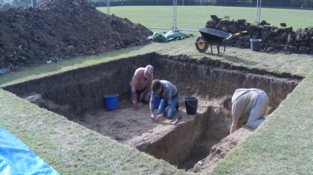 'Miracle' unearthed in Folkestone