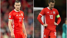 Bale and Ramsey to miss Republic of Ireland clash