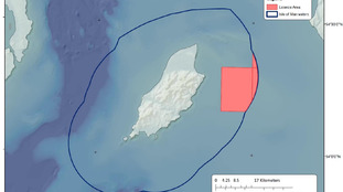 Oil and gas exploration licence granted for Isle of Man seabed search