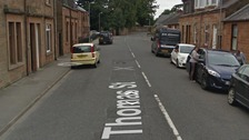 Man in hospital with serious injuries after incident in Annan