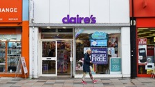 Claire's calls in advisers to explore possible UK store closures