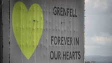 Firefighters' statements a 'slap in the face' says Grenfell survivor