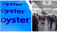 Rail minister urged to roll out Oyster card payment to airports in the East