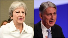 It's Hammond vs May as IFS says they can't both have it their way