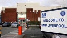 Man found dead at HMP Liverpool - the second in three weeks