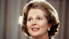 Margaret Thatcher could be the face of the new £50 note